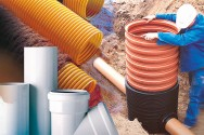 Plastic Pipes, Fittings, Inspection Chambers, Seals, And Their Basic Materials
